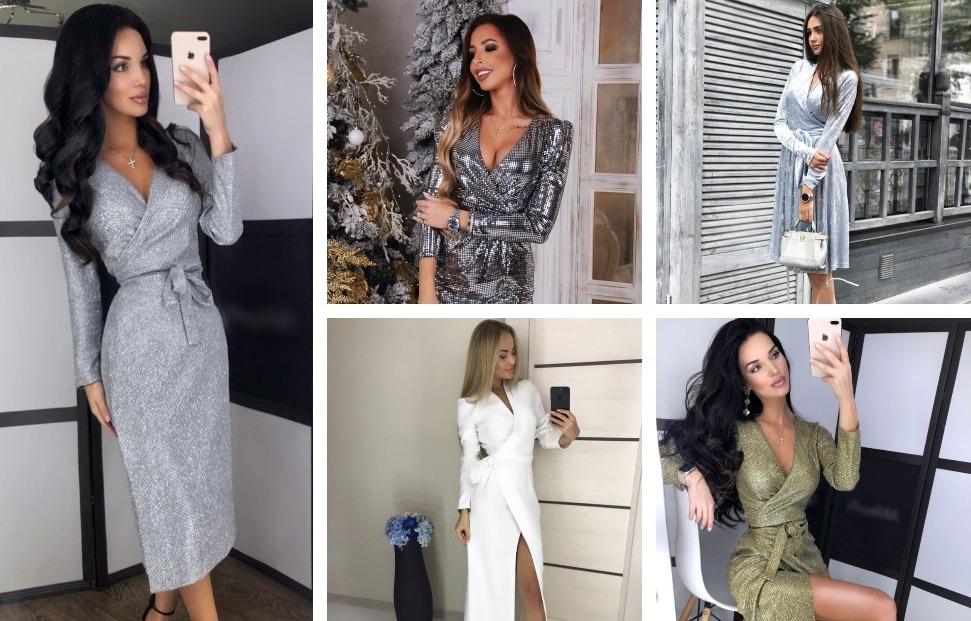 Яке плаття на Новий рік купити – фото та кілька ідей новорічних суконь. Плаття на Новий рік 2021