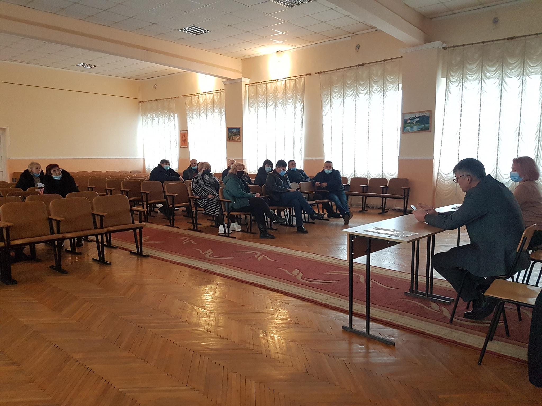 У Чинадієві вчергове не відбулась сесія селищної ради