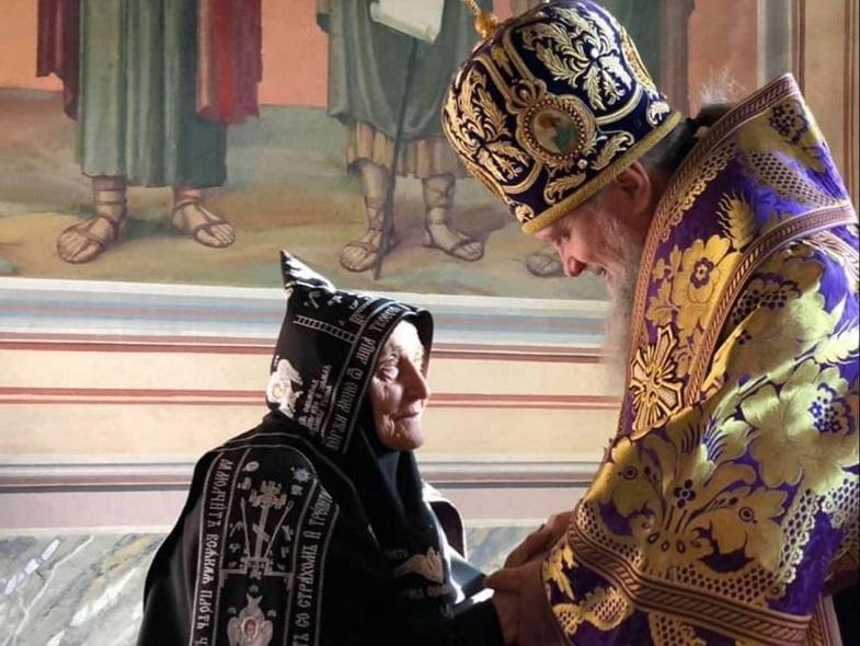 На Мукачівщині, у селі Домбоки, померла одна з найстаріших насельниць Свято-Успенського жіночого монастиря схимонахиня Стефаніда