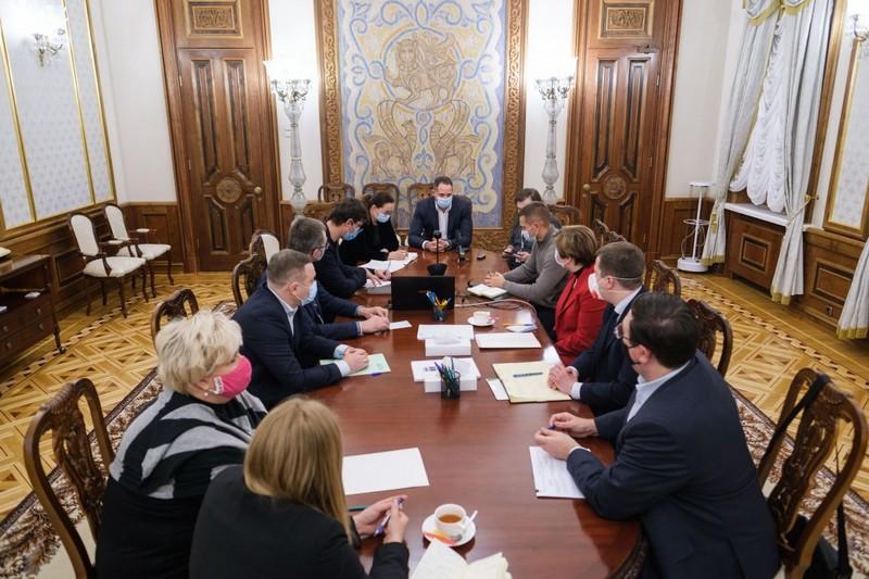 Володимир Зеленський створив в Україні Раду з питань розвитку малого бізнесу