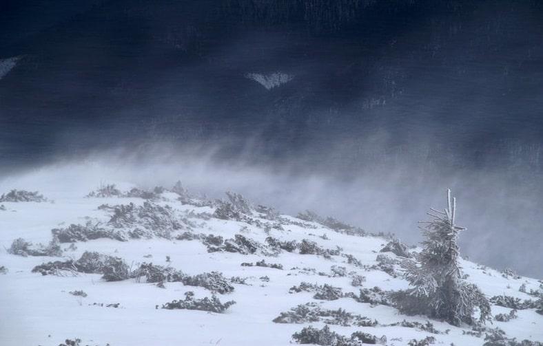 23-25 грудня очікується погіршення погодних умов: синоптики звернулись до людей