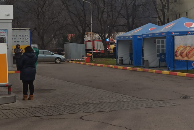 Переполох у Мукачеві: у поліції розповіли, що відбувалось на в'їзді у місто