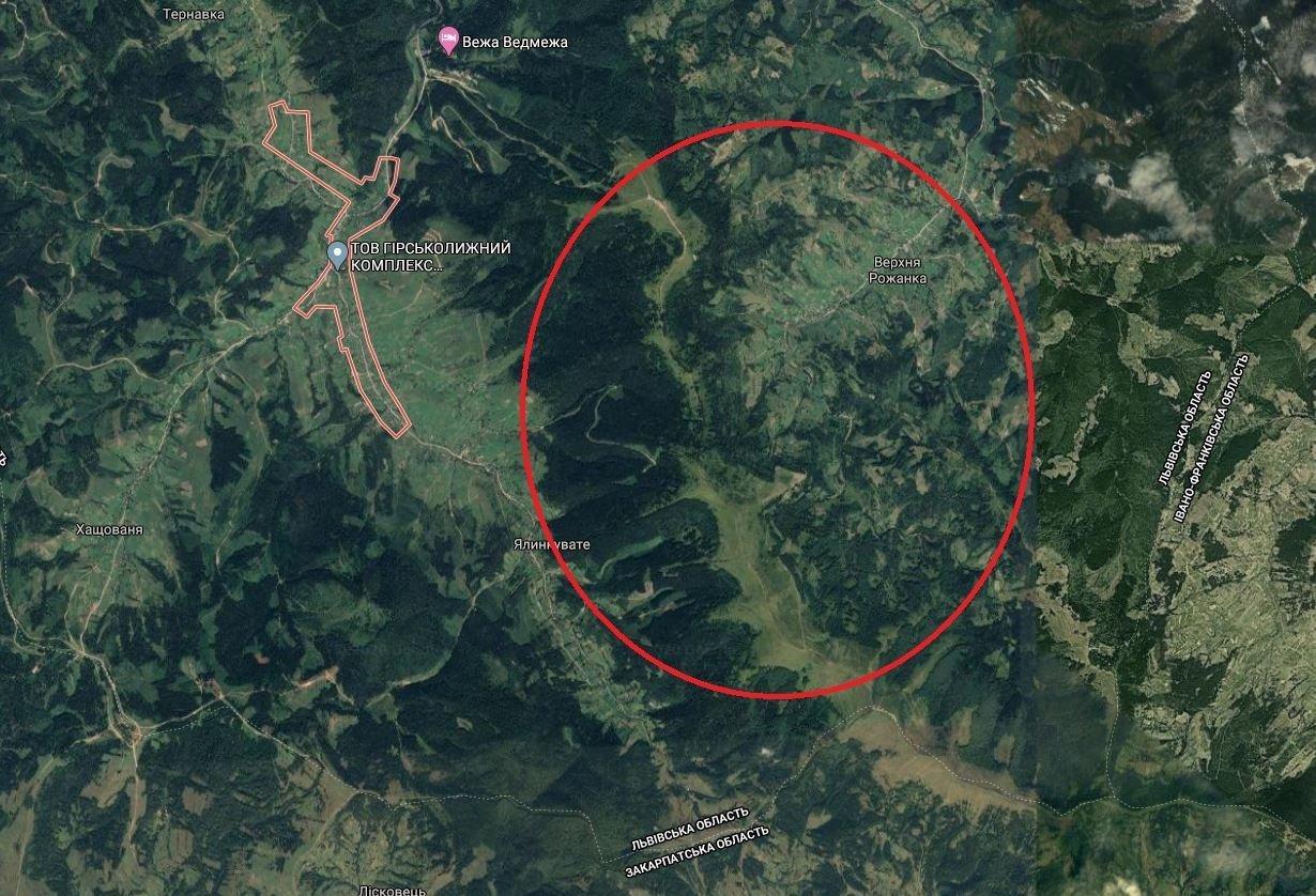 У Карпатах наступного року почнуть будувати новий гірськолижний курорт