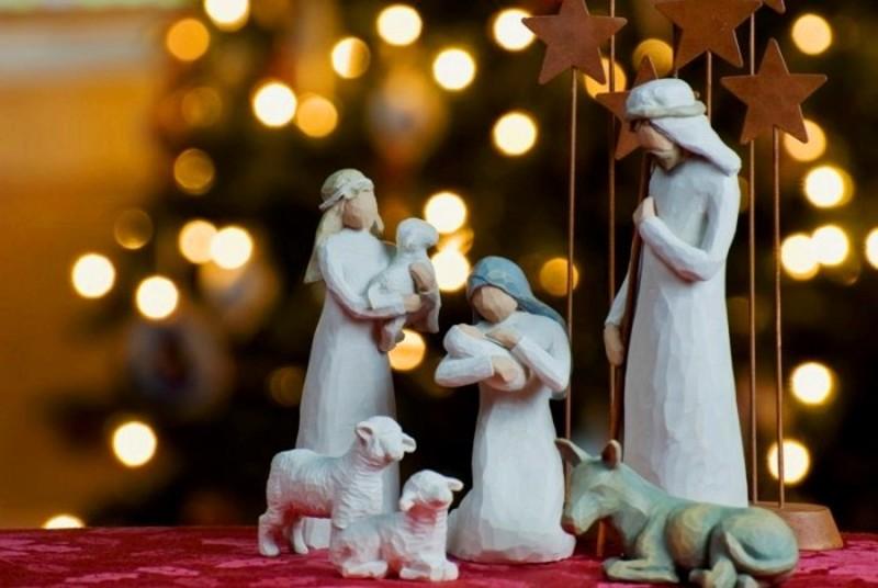Василь Петьовка привітав вірян, які святкують Різдво 25 грудня
