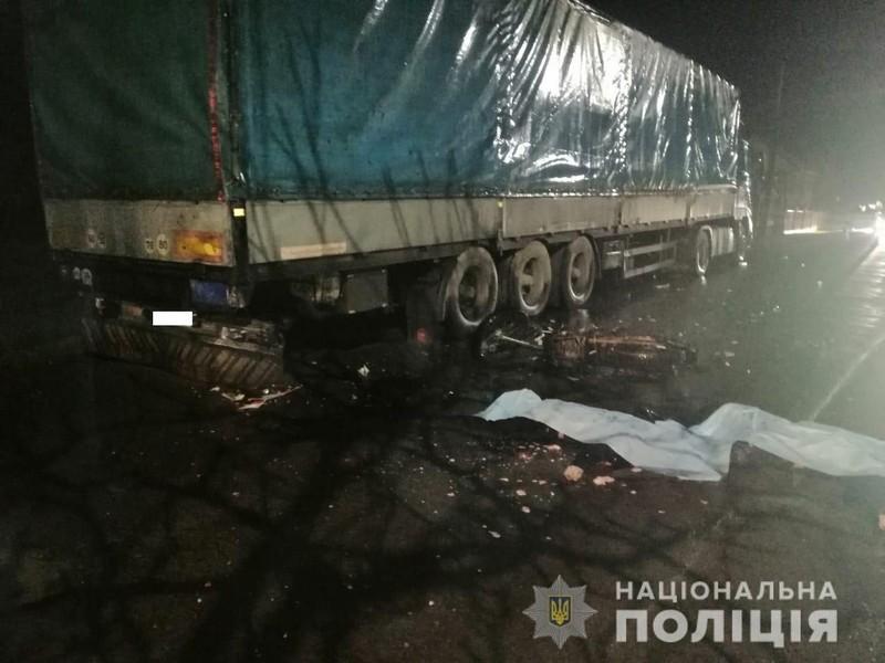 Трагедія на Різдво: на Закарпатті у моторошній ДТП загинули два хлопці