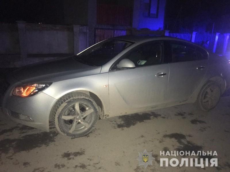 Вночі дівчина скоїла аварію у селі Чорнотисів. Постраждав чоловік