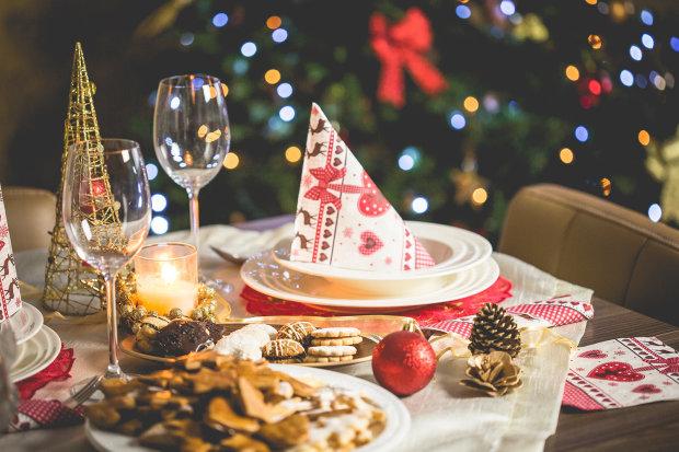 Скільки на Закарпатті коштує накрити новорічний стіл