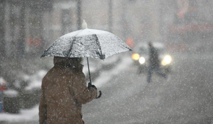 Прогноз погоди на 1, 2, 3 січня в Україні та Закарпатті