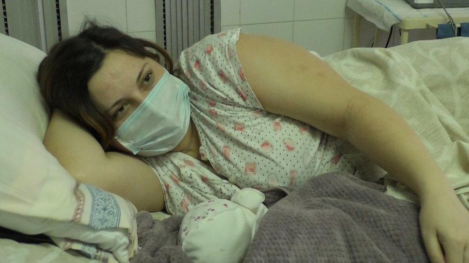 Першою в Ужгороді у 2021 році народилась дівчинка