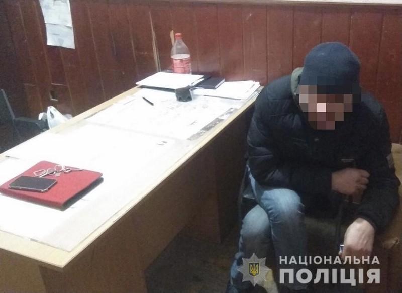 У новорічну ніч в Мукачеві скоїли злочин