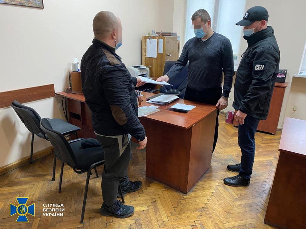 СБУ знайшла чоловіка, який закликав до зміни меж території України