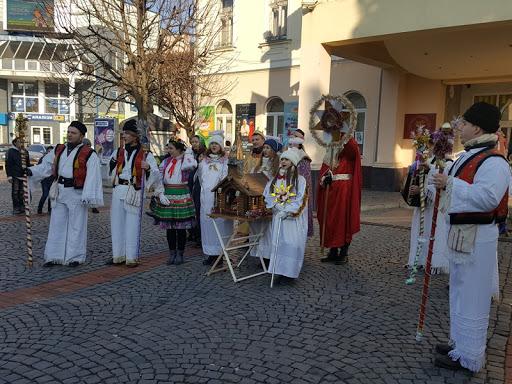 На Різдво, 7 січня, в центрі Мукачева колядуватимуть бетлегеми