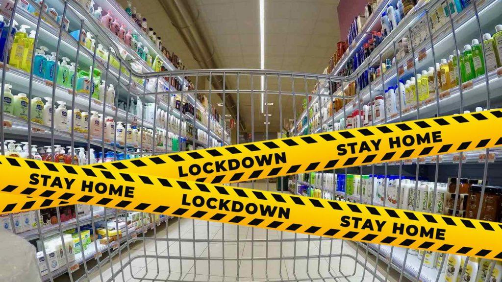 Заборона продажу деяких товарів під час локдауну: уряд розширив перелік дозволеного