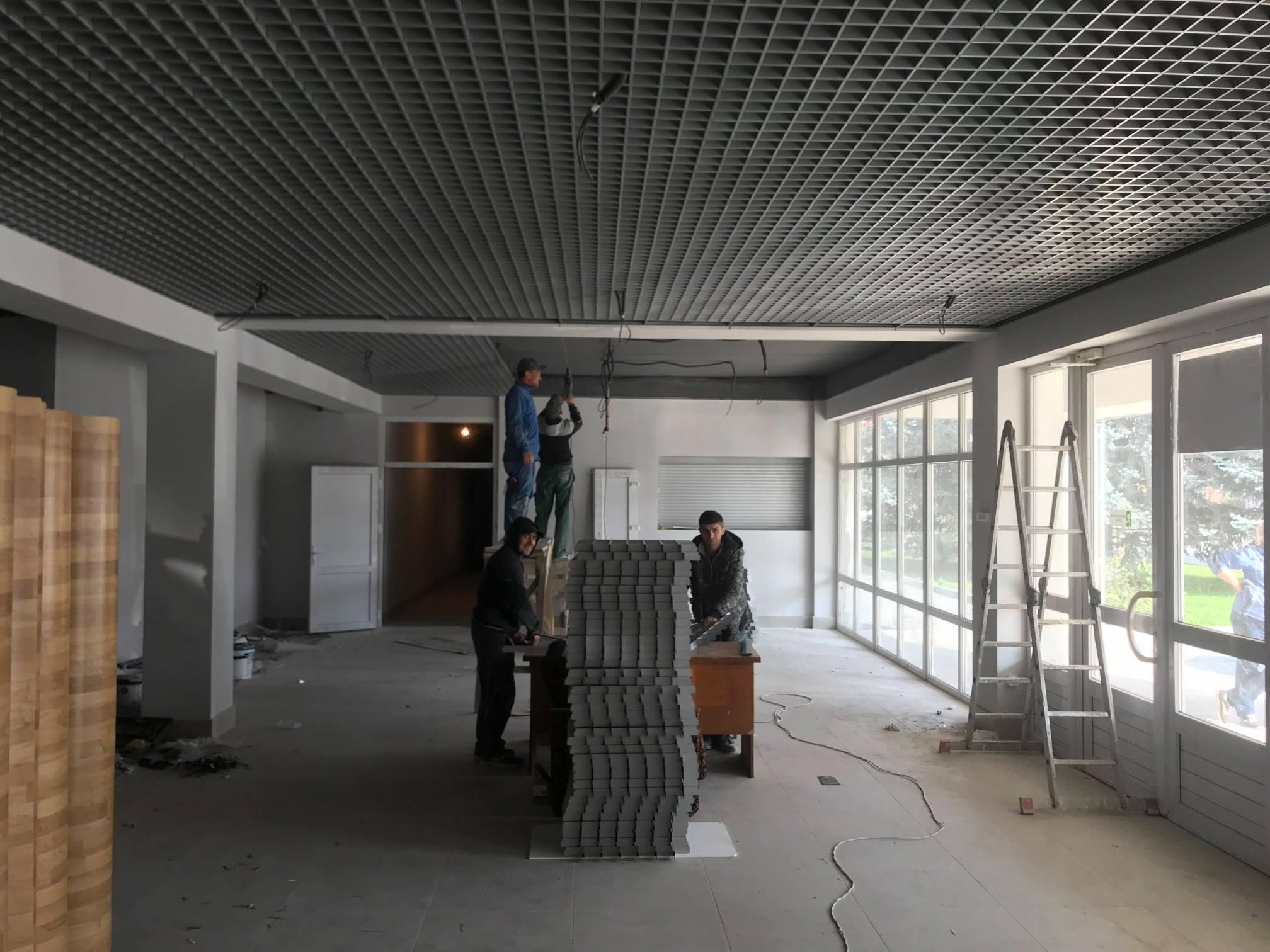 Майже 10 мільйонів виділено на оновлення спортивної інфраструктури Мукачева