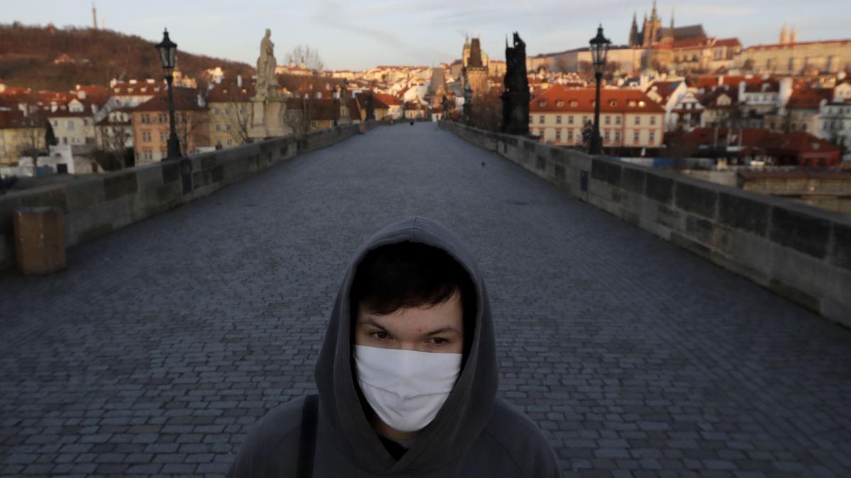 У Чехії зафіксували найбільшу кількість хворих з початку пандемії