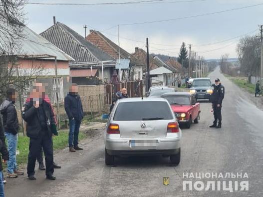 ДТП у селі Кам 'янське напередодні Святвечора: під колесами авто опинилась дитина