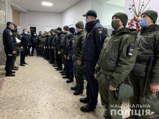 Поліцейські звернулись до жителів області