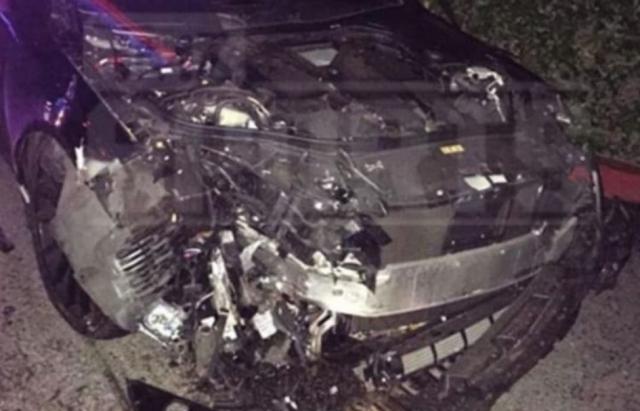 Вночі на Закарпатті трапилась аварія: автівки сильно пошкоджені