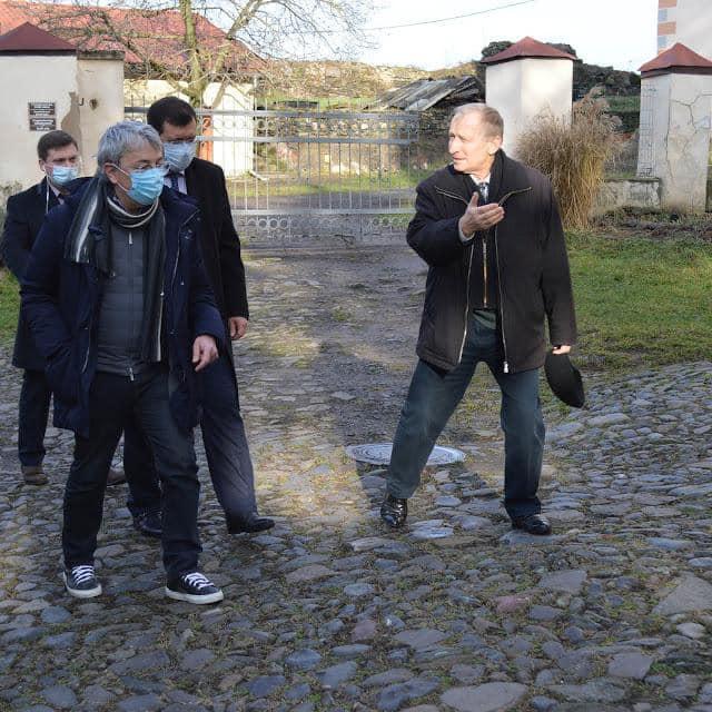 Закарпаття відвідав міністр культури та інформаційної політики України