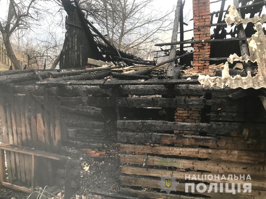 22-річна закарпатка спалила будинок колишньому співмешканцю