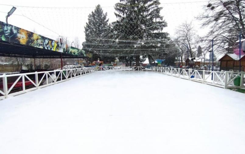 У Мукачеві відкриють нову ковзанку: фото та вартість катання