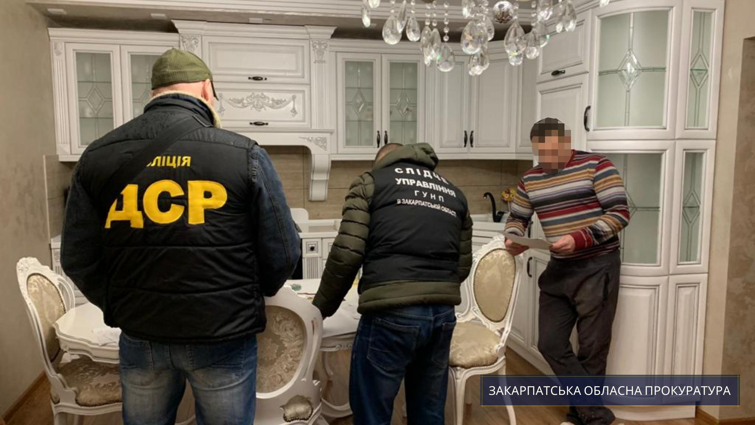 У чому підозрюють одного із голів ОТГ на Мукачівщині: прокуратура розповіла подробиці
