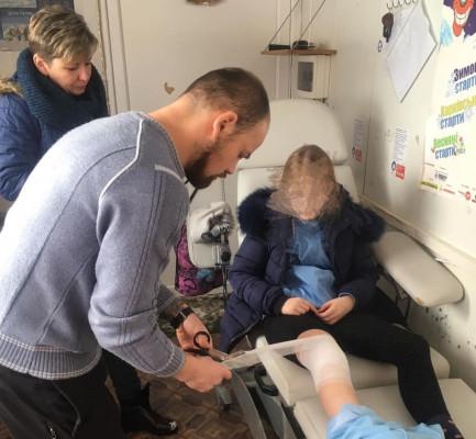 Троє дітей зазнали травм. Їм знадобилася допомога гірських рятувальників