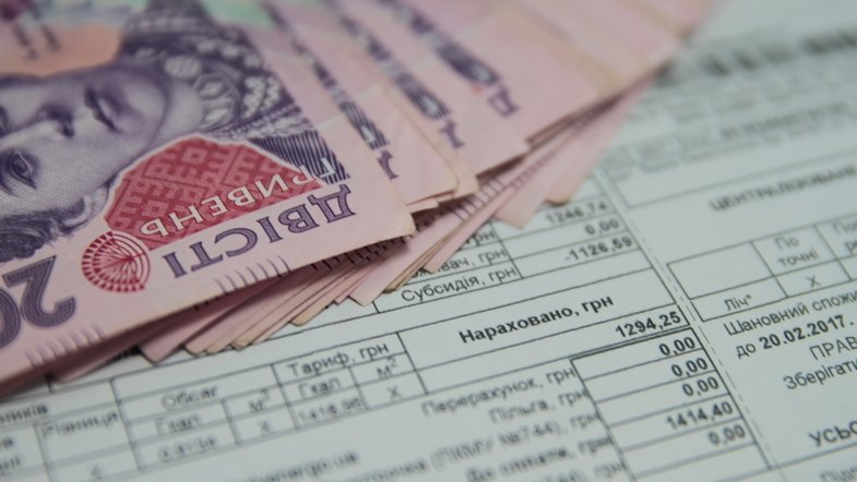 Закарпатець підробляв квитанції на оплату комунальних послуг