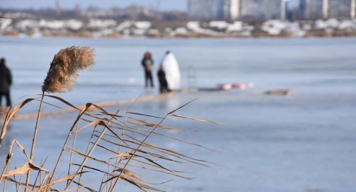 На Водохреще в Україні вдарять морози