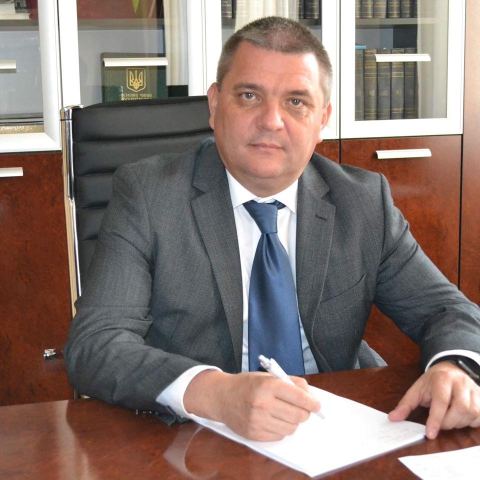 Президент погодив звільнення Іштвана Петрушки з посади голови Берегівської РДА