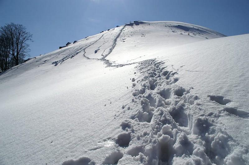 Рятувальники знайшли лижника, який заблукав у горах