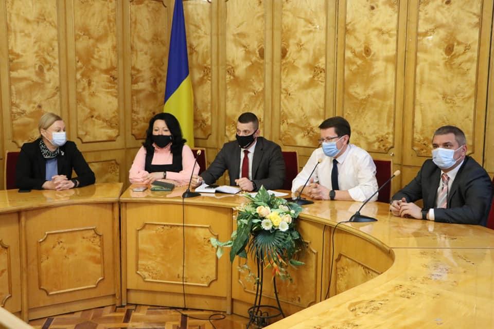 Закарпатська ОДА отримала нового заступника