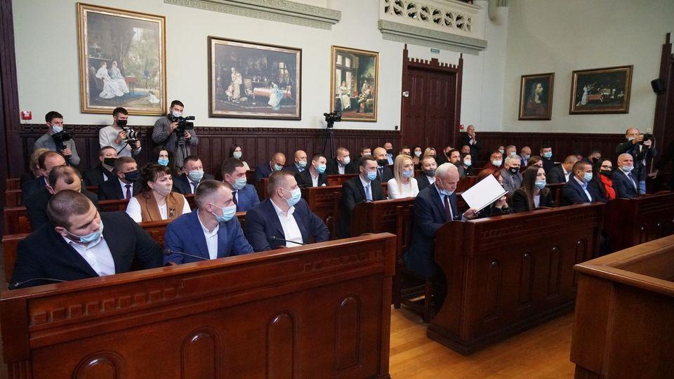 У Мукачеві хочуть створити Кодекс етики депутатів міськради