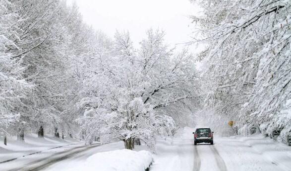 Закарпаття і західні області замете снігом