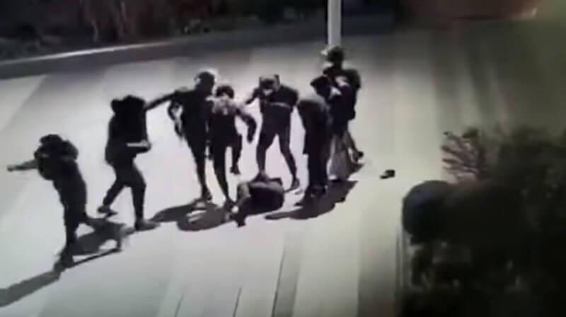 У Франції жорстоко побили українця. Опубліковано відео нападу