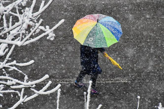 Зима не відступає: прогноз від синоптиків на наступний тиждень
