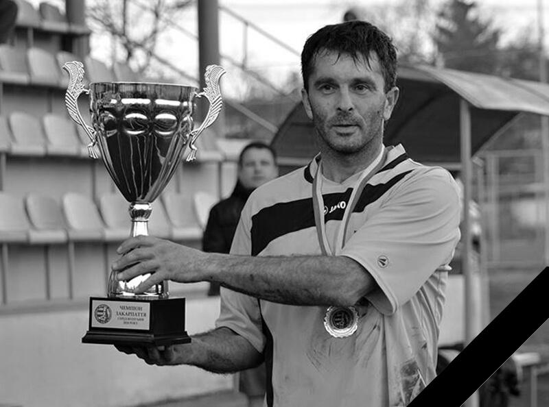 Відійшов у вічність відомий футболіст із Мукачівського району Олександр Когутич