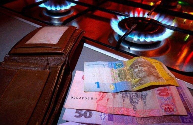 Знижені платіжки за газ прийдуть тільки у березні