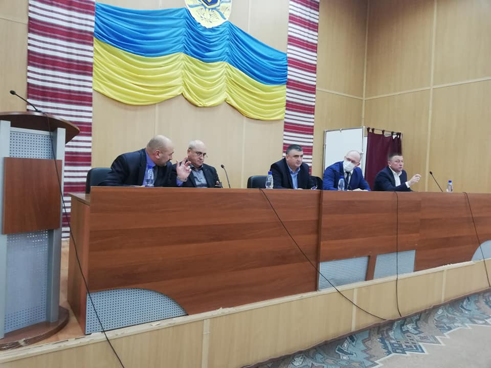 Мукачівська районна рада прийняла важливе рішення