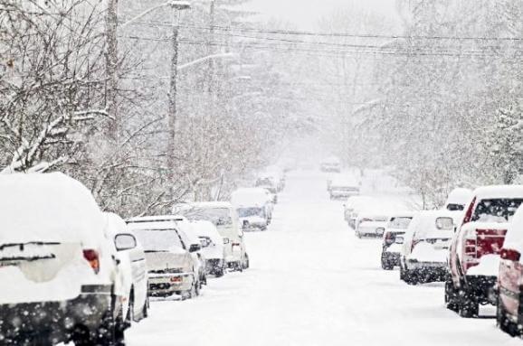 На Закарпатті оголосили штормове попередження через снігопади