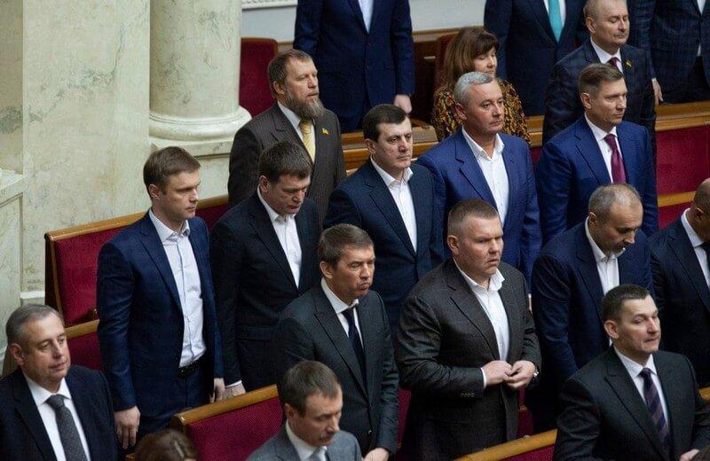 Засідання Верховної Ради: короткі підсумки роботи за тиждень
