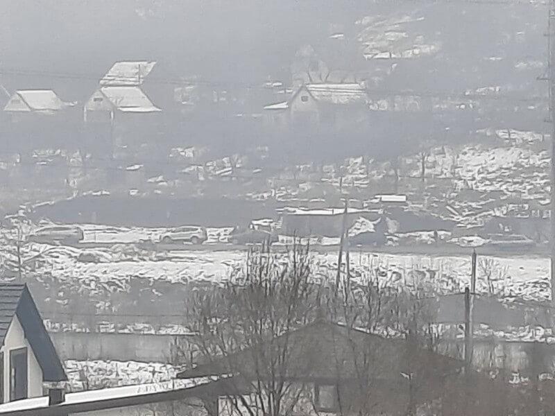 У Мукачеві поблизу Епіцентру сталась ДТП