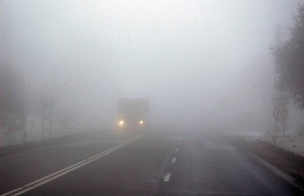 Частину Закарпатської області окутає сильний туман