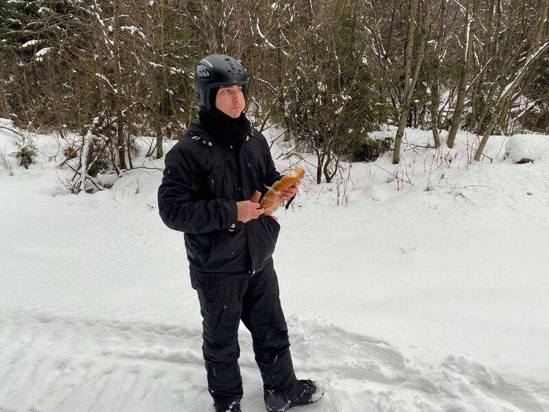 Двоє сноубордистів заблукали в горах
