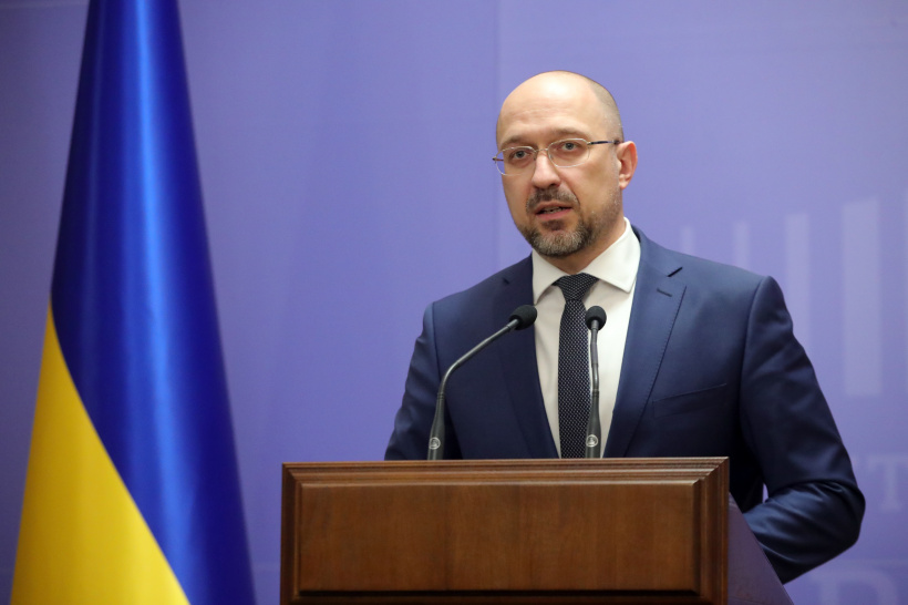"""Україну знову поділять на карантинні зони"", – Денис Шмигаль"