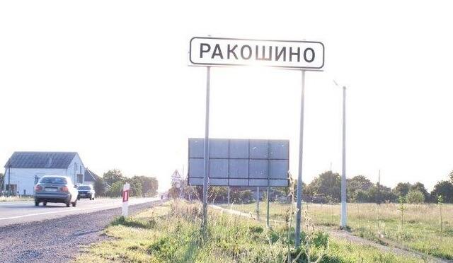 Вранці на трасі Київ-Чоп у селі Ракошино трапилась аварія