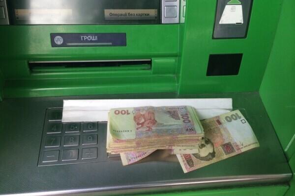 Закарпатець вкрав із банкоматів понад мільйон гривень: його чекає суд