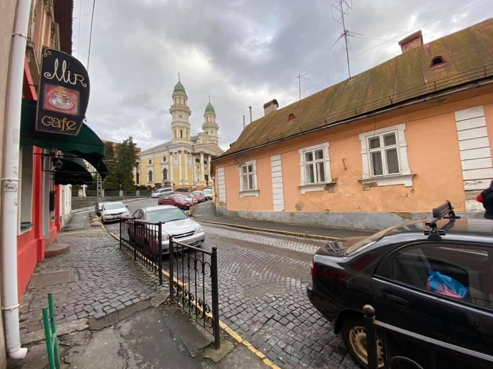 В Ужгороді з'явиться вулиця Мілана Шашіка