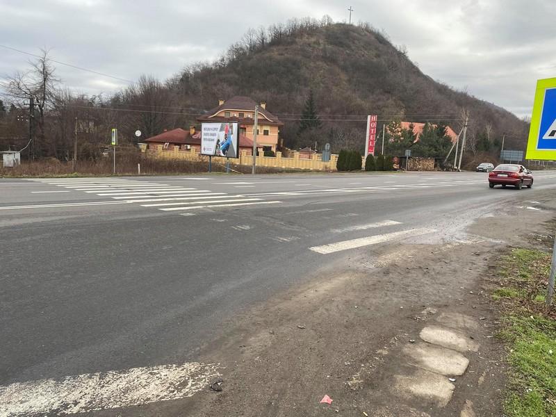 Трасу Київ-Чоп у межах Мукачева розблокували