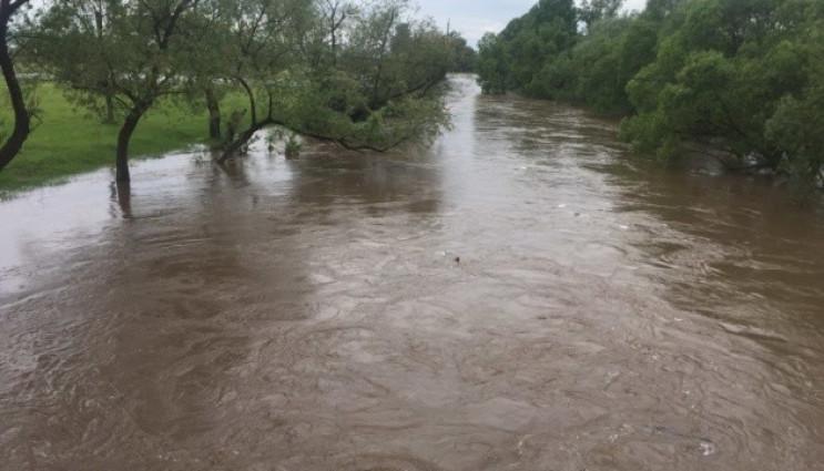 Рівень води на річках Закарпаття підвищиться: можливі підтоплення